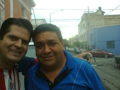 Ricardo Gutierrez, Henry Arufe!!!