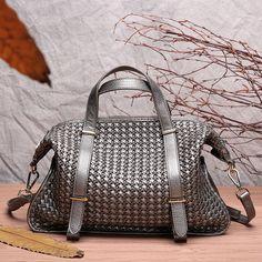 YISHEN Versatile Women Bag Genuine Leather Bag Female Top Handle Fashion Handbags Casual Shoulder Crossbody Women Bags QSL0657 #Affiliate