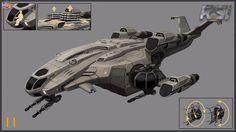 concept gunship - Pesquisa Google