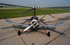 Kellet K-2 K-3 Autogiro