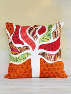 Freedom Tree Accent Cushion Cover - 16in x 16in