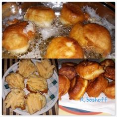 DOMINIQUE SE MAKLIKE VETKOEKIES Butter Biscuits Recipe, Biscuit Recipe, Pretzel Bites, Bread, Baking, Projects, Recipes, Food, Log Projects