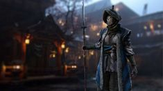 You can already tell the Nobushi will be a pain to go against in For Honor – video