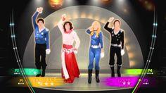 ABBA You Can Dance - Waterloo Trailer - Wii