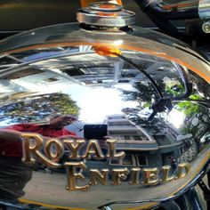 Royal Enfield: A classic lives on! Royal Enfield India, Motorcycle, Classic, Instagram Posts, Life, Derby, Motorcycles, Classic Books, Motorbikes