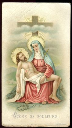 Mother of Sorrows, French