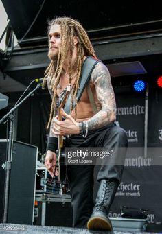 Tim Ohrstrom - guitarist - Avatar