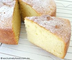 Butter cake recipe- I trust this site (although you have to convert some measurements from metric). So different from any other scratch cake recipes.