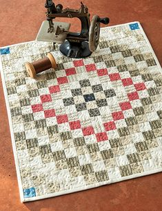 Martingale - Temecula Quilt Company - Quirky Little Quilts (Print version + eBoo Miniature Quilts, Star Quilts, Scrappy Quilts, Mini Quilts, Baby Quilts, Quilt Blocks, Patch Quilt, Quilted Wall Hangings, Quilt Tutorials
