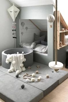Pastel room ideas pastel room ideas inspiration from pastel room ideas grey room design pastel green Baby Bedroom, Baby Room Decor, Bedroom Decor, Bedroom Lighting, Bedroom Lamps, Bedroom Black, Monochrome Bedroom, Bedroom Girls, Wall Lamps