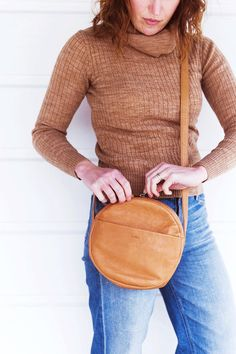 current crush: circle bags