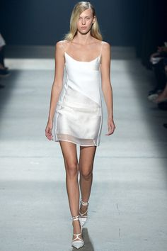 Narciso Rodriguez Spring 2014 Ready-to-Wear Collection