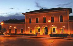 Estación de ferrocarril  Buga-Valle del Cauca
