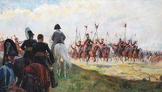 Apres la Charge: Hanau, 1813