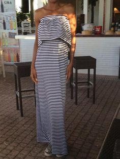 #douuod #dress #stripes #summer #love