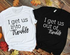 Best Friend Shirts Girls Trip Shirts- Matching Shirts Shirts for girls weekend T. - Best Friend Shirts Girls Trip Shirts- Matching Shirts Shirts for girls weekend The bad one The Sass - Bff Shirts, Sassy Shirts, Travel Shirts, Shirts With Sayings, Cute Shirts, Funny Shirts, Girl Shirts, Girls Weekend Shirts, Beach Shirts
