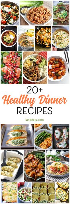 50 best meal prep recipes prudent penny pincher pinterest meal 20 healthy dinner recipes for your family forumfinder Choice Image