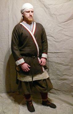 Birka Woll Mantel Haithabu Wikinger Wikinger von GardarViking                                                                                                                                                                                 Mehr