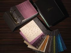 Visit one of our Gucci stores to discover the variety of skins, finished and colours available.