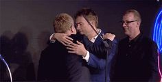 """damonalbarn: """" Elton John on his love of Blur (BBC6):Listen """"""""They've been together 30 years and I think is the best album they ever made. And I told them so, and I told Damon. Graham Coxon is probably the world's best guitarist. The space between..."""