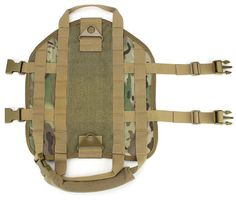 Police K9 Tactical Training Dog Harness