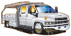 custom work Truck - Google Search
