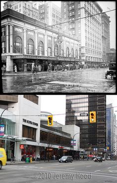 600 Block of West Georgia St - My Town, Top Photo, Old Photos, Vancouver, Abandoned, Georgia, The Past, Old Things, History