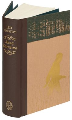 Tolstoy writes 'one of the greatest love stories in world literature' - Vladimir Nabokov. Folio's edition of Anna Karenina is introduced by Helen Dunmore, and illustrated by Angela Barrett.