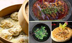 Menu: A Mid-Winter Soup Dumpling Party