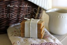 Weed 'em and Reap: How to make Homemade Soap