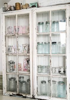 Shabby Chic - THIS CUPBOARD IS ABSOLUTELY FABULOUS AND WOULD LOOK REALLY GREAT, IN ANY ROOM IN THE HOUSE!!#⃣#⃣#⃣