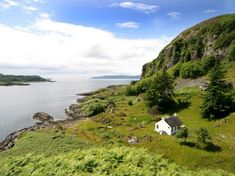rural cabin scotland river - Google Search