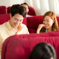 Kong Hyo Jin and Jo In Sung starring in It's Okay, That's Love It's Okay That's Love, Its Okay, Korean Dramas, Korean Actors, Love 2014, Gong Hyo Jin, Jo In Sung, Love Scenes, Korean Star