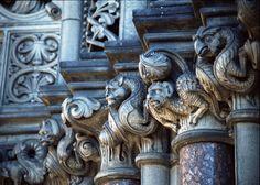 Edinburgh Gargoyles - Campbell Collection