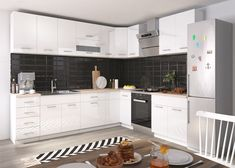 RIO bővíthető blokk sarokkonyhabútor, 270 x 230 cm Jena, Rio, Kitchen Cabinets, Kitchens, Home Decor, Design, Decoration Home, Room Decor, Cabinets