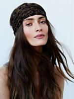 Rust Myna Headband at Free People Clothing Boutique