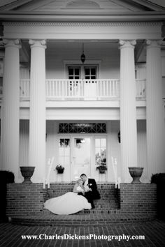 Hudson Manor - Louisburg, NC --This property used to belong to my family on my mother's side! I can only dream to be able to have my wedding here.--