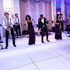 Hire The One Band for your summer wedding in London & the UK.