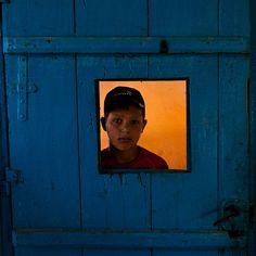 Boy bue frame 01 by Sebastian Sosin on Boys, Frame, Painting, Art, Baby Boys, Picture Frame, Art Background, Painting Art, Kunst