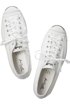 Converse | Jack Purcell Helen canvas sneakers