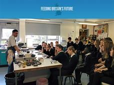 & teachers - Feeding Britain's Future a sch resource via Future School, Food Tech, Business Studies, School Programs, Britain, Insight, Career, Carrera