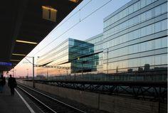 Platform OfficeBuilding, Zurich Gigon/Guyer