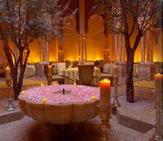 Maison Marrakech Hotel of the week. Amanjena
