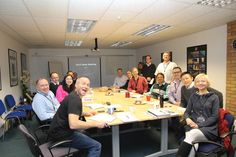 A photo taken at 2015 International Sales & Marketing Meeting: all Sales and Marketing staff, including colleagues from Singapore, USA, China and UK met over two days at the end of January to discuss sales and marketing issues from 2014 and plans to move forward in the coming year and beyond.
