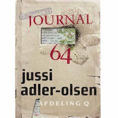 Journal 64 / Jussi Adler-Olsen