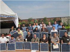 Curso Energía Solar en Casa
