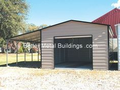14 Gauge A Frame Style Garage 18x26x9 Boxed Eave W Lean To 12x26x6 Metal Buildings Backyard Buildings Metal Buildings For Sale
