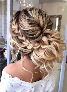Wedding Hairstyle Inspiration - Elstile #WeddingHairstyles