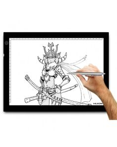 Cheap light pad, Buy Quality tracing light pad directly from China tracing light Suppliers: Huion Adjustable Lightness Inch LED Artcraft Tracing Light Pad Light Box for Animation Tattoo Quilting Calligraphy Copy