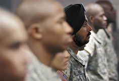 Pentagon to Relax Rules on Beards, Turbans, Other Religious Articles   SikhNet